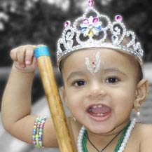 Sanskrit names for babies